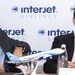La aerolínea mexicana Interjet Airlines aterriza en Medellín