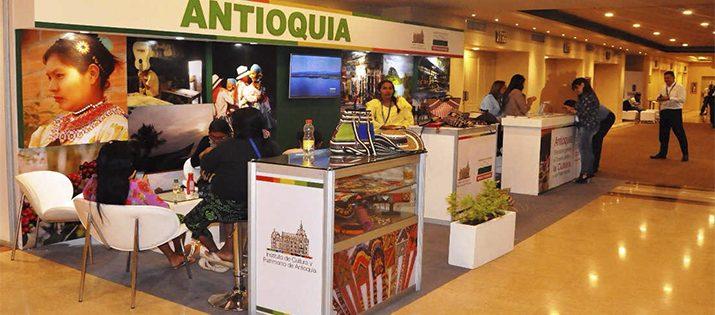 Del 21 al 23 de noviembre se realizará Colombia Travel Expo en Medellín