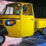 Auteco Mobility presentó nueva línea de motocarros en alianza con Piaggio