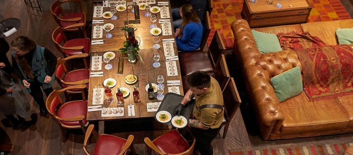 The Cooper Lounge Bar, un lugar perfecto para elevar tus sentidos