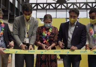 HUB de Medellín se inaugura con nueva ruta internacional